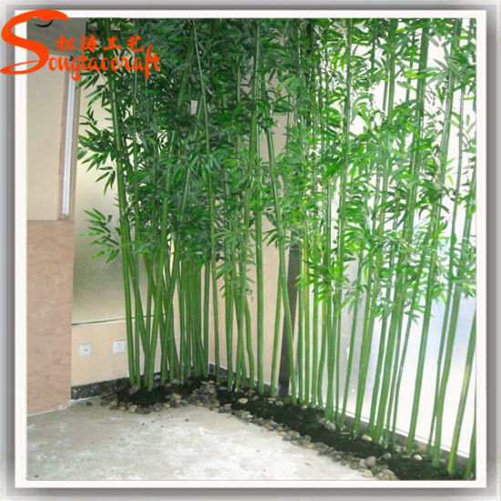 China Manufacturer Indoor Decoration Artificial Bamboo Tree China