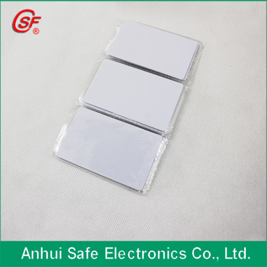 2016 Inkjet Printable RFID PVC Card