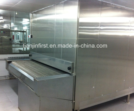 Tunnel Quick Freezing Refrigerated Room IQF Freezer for Meat pictures & photos