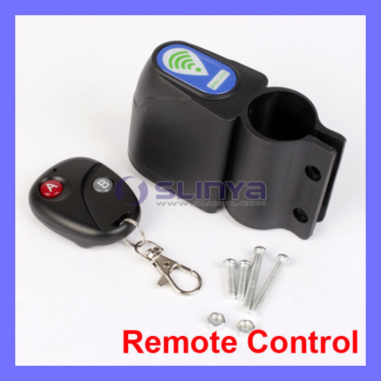 Sound Sensitivity Cycling Bicycle Accessories Warning Alarm Anti-theft Lock