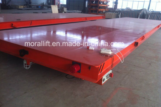 Workshop Used Railway Freight Transport Trolley (KPX) pictures & photos