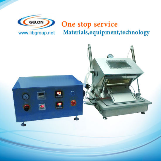 Small Vacuum Presealer /Sealing Machine for Lithium Pouch Cell Battery Machine -- Gn-Yf115