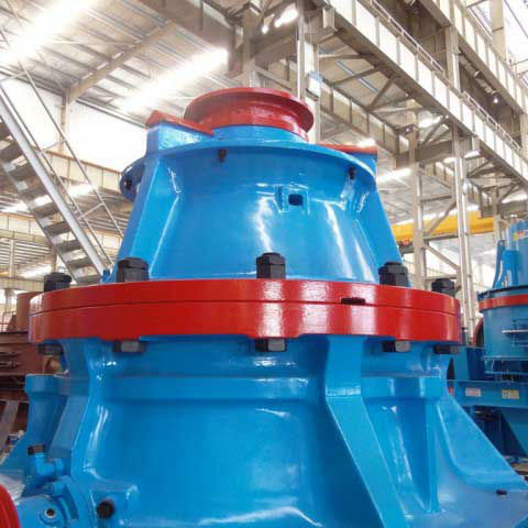2017 Hot Single-Cylinder Hydraulic Cone Crusher Gpy200 pictures & photos