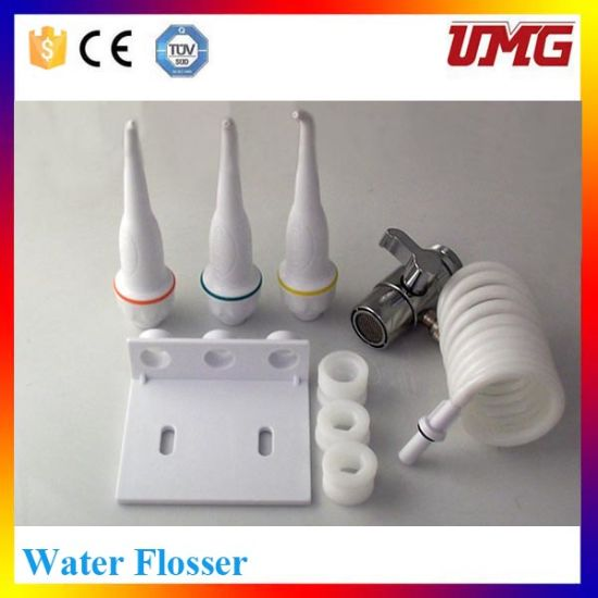 Teeth Cleaning Equipment Portable Water Flosser pictures & photos