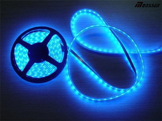 China Marine Interior Led 12 Volt Rope Lights Blue