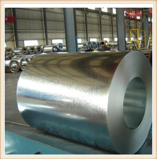 Hot Dipped Galvanized Steel Sheet DC51D