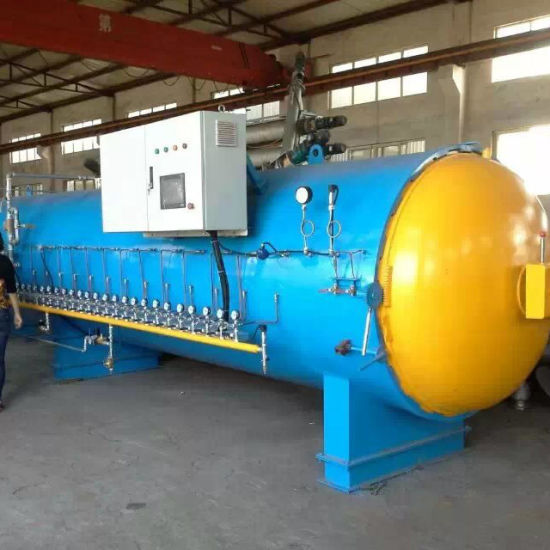 Electrical Heating Vulcanizing Can with Ce Approved pictures & photos