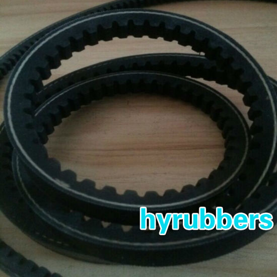 Qingdao Enpaker Cogged Rubber Drive V Belt pictures & photos
