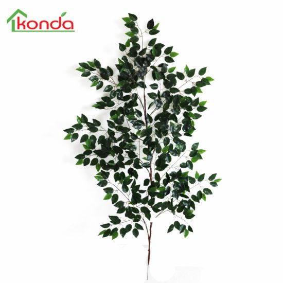 Wholesale Different Items Plastic Leaf Artificial Oak Tree Branches and Leaves