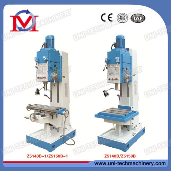 Vertical Square Column Drilling Machine (Z5140B/ Z5140B-1) pictures & photos