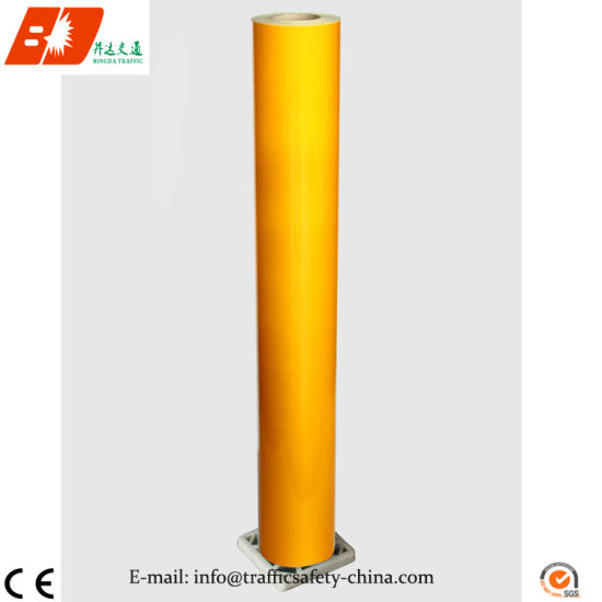 Cheap Advertisement Grade Reflective Sheeting (PET type) Bd-R3100 for Sale pictures & photos