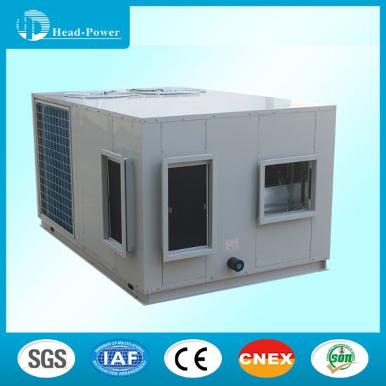 3 Phase Central Air Cooler Rooftop Package Unit
