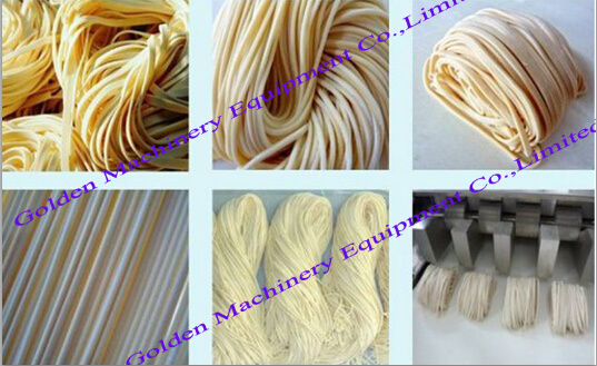 Automatic China Food Fresh Noodle Making Maker Machine pictures & photos