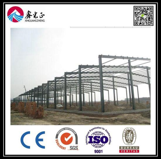 Pre-Engineered Steel Structure Workshop