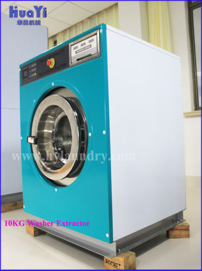 High Quality Industrial Laundry Washing Machine (10KG to 150KG)