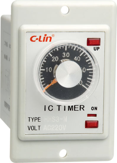 Electrical Time Relay / Timer Relay(HHS3-M)