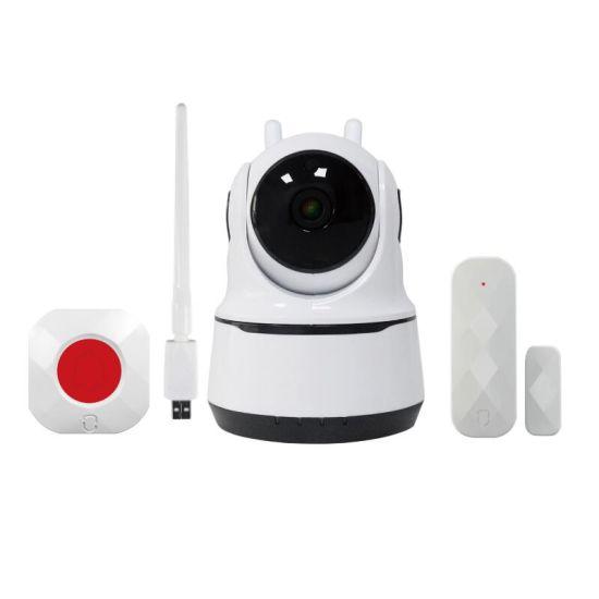 4G GSM GPRS Smart WiFi Home Intruder Security Camera Alarm System 868MHz