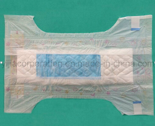 PP Tape PE Film Baby Diaper with Fatory Price pictures & photos