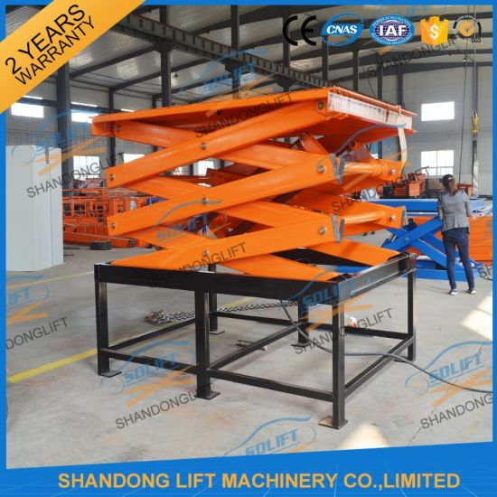 China Scissor Electric Lifts Manual Elevator - China Electric Lifts on