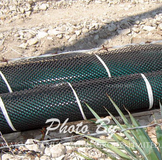 Rockguard Rock Shield Pipeline Protection Mesh pictures & photos