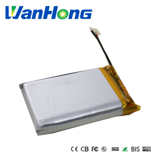 Rechargeable 103450pl 1500mAh 3.7V Li-Polymer Battery Pack for Digital Products pictures & photos