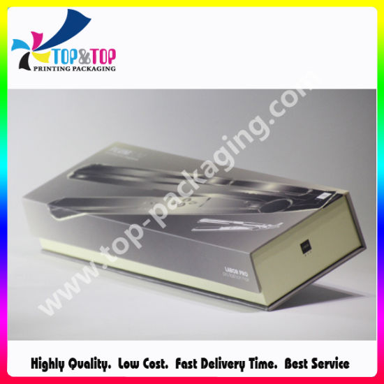 Custom Design Hair Straighteners Paper Gift Box pictures & photos