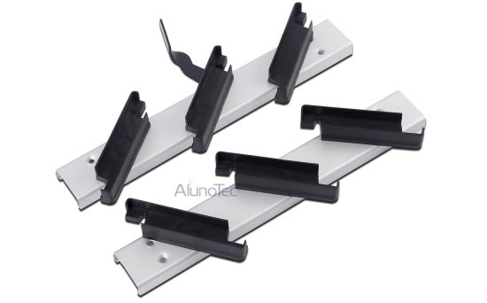 China Sf-700 Louver Window Frame with Plastic Clip - China Louver ...