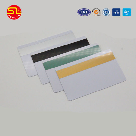 High Quality Magnetic Smart Card with Chip Sample pictures & photos