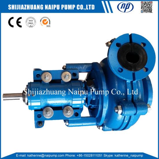1 5 Inch EPDM Rubber Liner Mining Centrifugal Pump (40ZJR)