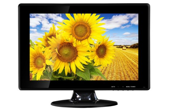 Cheap Price 17.1 Inch Smart HD Ultra Slim LCD LED Monitor pictures & photos