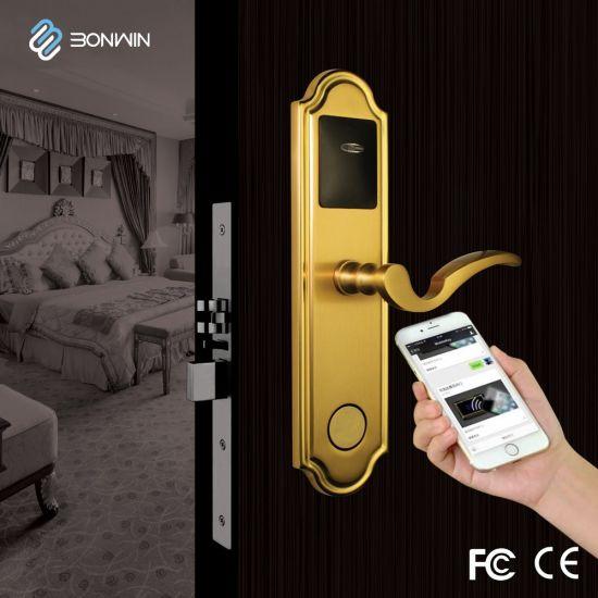 hotel door lock types. Smart Euro Type High Techonogy Security Hotel Door Lock System Types O
