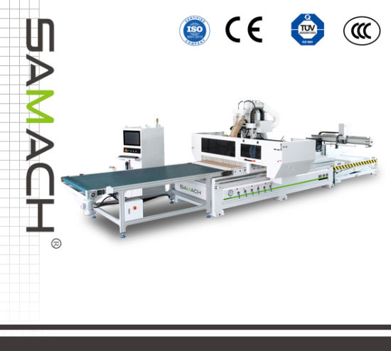 All Plywood Woodworking Machinery CNC Router Machines