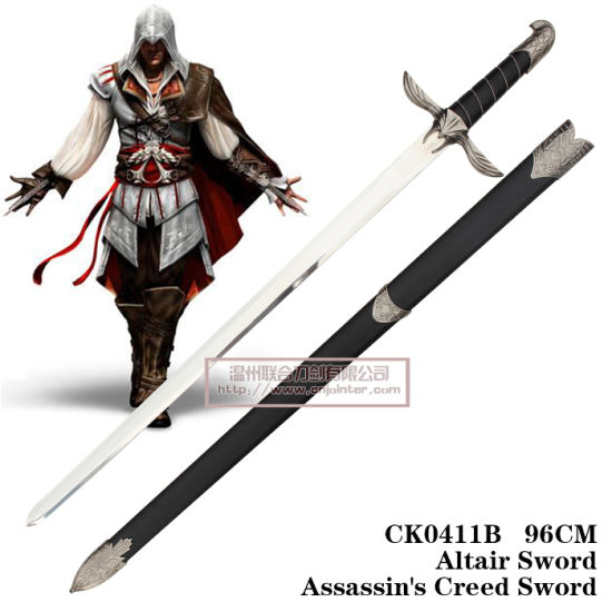China Altair Sword Assassin S Creed Connor Special Weapons China