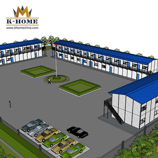 Prefabricated Houses for Staff Office and Labour Accomodation