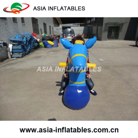 Inflatable Derby Horse, Inflatable Race Horse Game, Inflatable Pony Hop Race pictures & photos
