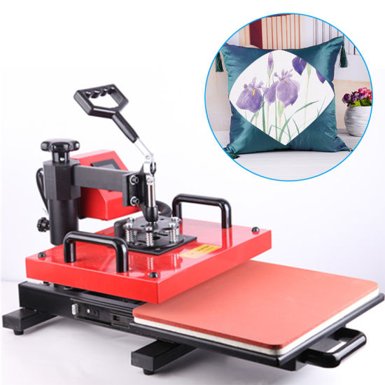 e39e62bb7 40*60cm Swing Away Sublimation T-Shirt Heat Pillow Transfers Printing  Machine