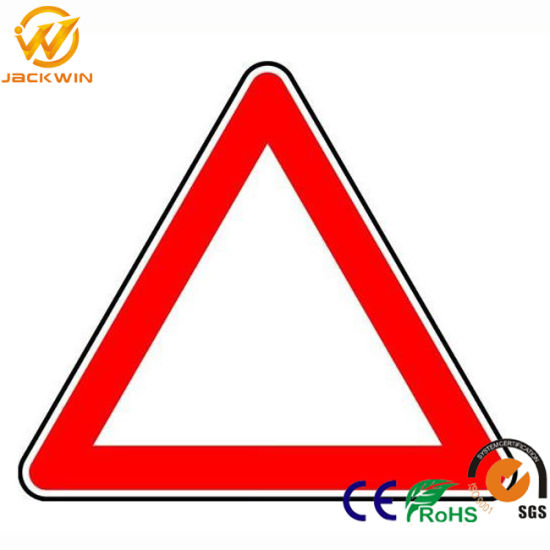 All Plastic Road Traffic Cone Sign for Safety Warning pictures & photos