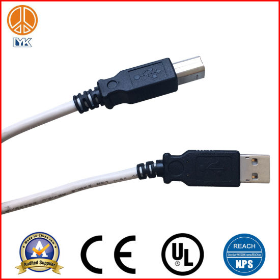 China USB Data Cable Connection Printer General Electric Wire ...
