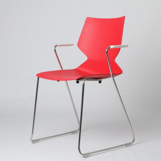 Reddot Award High Quality Stainless Steel Arm Modern Chair