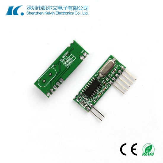 Super-Heterodyne 433.92MHz Wireless RF Receiver Kl-Rfm83