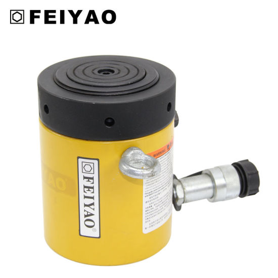100t Hydraulic Jacks / Rams / Cylinders (FY-CLL) pictures & photos
