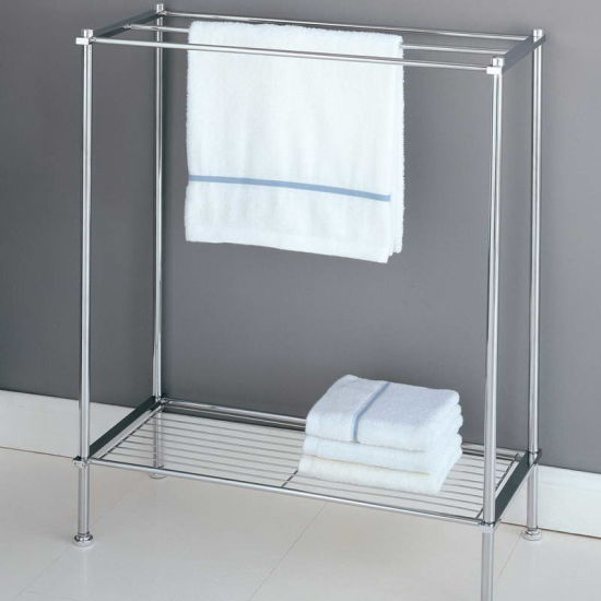 China Floor Standing Towel Holder Rack China Towel Holder