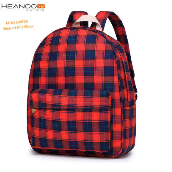 f7d7e55f2d Good Quality Fashion Leisure Teenager Girl New Design Backpack School Bag