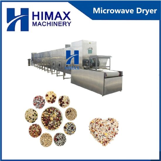 Microwave Drying Equipment Sunflower Seed Dryer Machine Oven pictures & photos