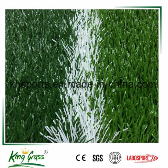 Made in China Artificial Grass for Football Field/High Quality Synthetic Grass for Soccer Fields pictures & photos
