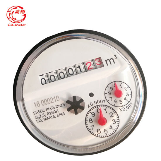 High Quality Water Meter, ISO9001: 2015 (certificate NO.: 00218Q24199R2M)