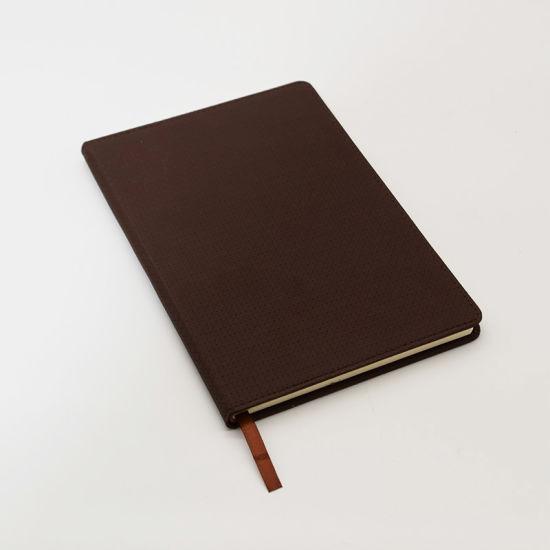 China A4 A5 PU Leather Binder Customized Notebook - China PU
