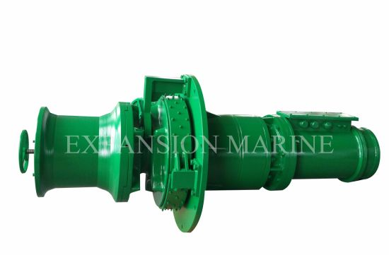 5t Electric Capstan with ISO/CCS/ABS/BV Certificate