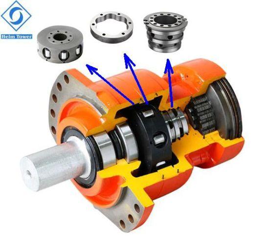 Hydraulic Motor Parts Bosch Rexroth MCR10 Stator