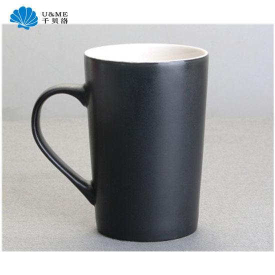 Black Color Mug Ceramic Mug